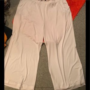 Brand new Slinky brand white pants